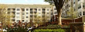 Midrise condominium in Tysons Corner