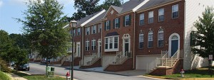 Townhomes in Tysons Corner