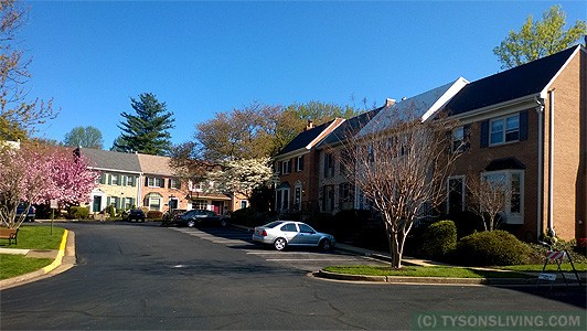 Hallcrest Heights in McLean