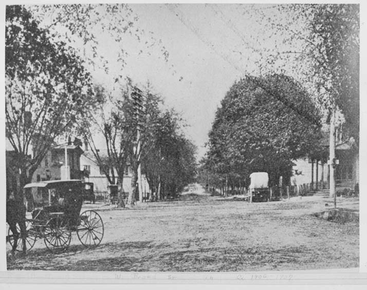 Falls Church history – Iroquois Indians, The Falls Church and Little Falls